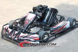 Real Product 168cc 6.5hp cheap racing go kart