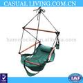 ar céu balanço cadeira rede pendurada balanços
