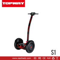 Off-Road Electric Scooter,TOPWAY S1 Cheap Electric hoverboard with led lights