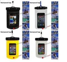 Under Water 3M Universal Waterproof Bag for Mobile Phone with Strips
