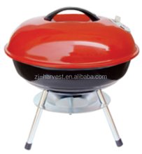 HW1006 Three LegS standing 14inch Kettle TableTop Charcoal BBQ for sale