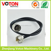 N plug to UHF PL-259 male plug pigtail Wireless Antenna cable LMR195 30cm