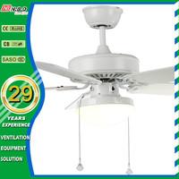 42inch fashion remote control led decorative best ceiling fan brand