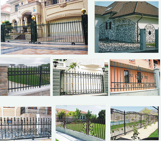 Iron Fancy Fences Models For Homes View Fences Models For