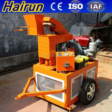 German technology HR1-20 Automatic compressed earth blocks making machine made in China