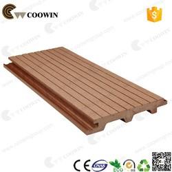 COOWIN Outdoor anti-mildew decoration materials WPC flooring