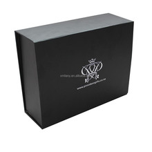 Fujian xiamen manufactory supply clamshell gift box