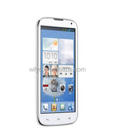 Elegant Ultra Thin 4.5 inch Quad Bands Mobile Phone 0.3MP 2.0MP Camera Android 4.2.2 +Wifi