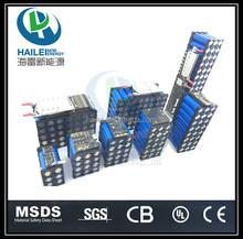 10000mah 36v lithium ion battery pack for ebike