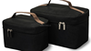 Set of Two Sizes (Small and Large) - Deluxe Insulated Bags