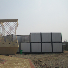 Easy Installation Stable Multipurpose Underground Container Office