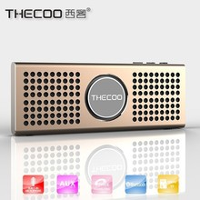with tf card port high quality portable outdoor motorcycle speaker bluetooth with multi functional speaker system