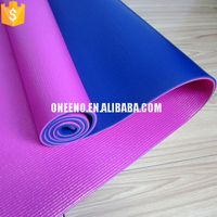 Yoga & Pilate type folding yoga mat PVC mat