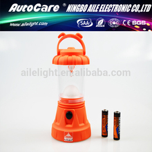 Over 10 years experience plastic silicon magnet inflatable solar lantern