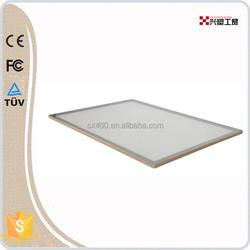 aluminum led light frame with engraving light guide panel