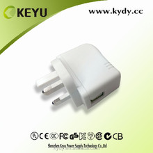ac dc swithing power supply 220v 5v for router with EU AU US UK plug 6w with ac to dc converter and usb output
