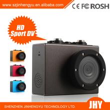 Full HD 1080P Sport Video Camera F35 Action Cam Helmet Diving Bike Recorder Car DVR 60M Waterproof 120degree Wide Angle Sport DV