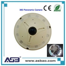 ASB 960P Indoor High difinition Two Way Audio IP Network 360 Degree Surveillance Camera
