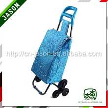 foldable shopping cart decorative furniture casters