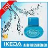Custom air fresheners candle set/liquid air freshener wholesale