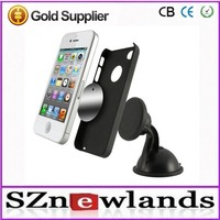 Magnetic Windshield Windscreen Dashboard Car Mount Holder For Samsung Galaxy Note 2 S3 For iPhone 5S 6 6Plus