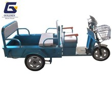 New Light Electric Cargo Tricycle