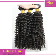 Accept Sample Order Real Raw Human deep curly indian hair,virgin indian deep curly
