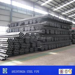 Hot Rolled Black Steel Tube Names Building Companies