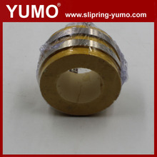 SR serives 2 wires 66mm 38mm 41mm circuits Traditional Collector ring electric rotating electrical connection