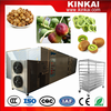 Fully automatic heat pump dryer/freeze dryer/dehydrator machine
