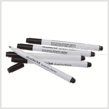 Kearing # QB10 black ink marking pen resist normal laundry quick dry permanent marker