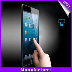 mobile phone accessories for ipad air tempered glass screen protector