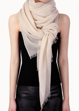 Lady fashion 100% cashmere scarf