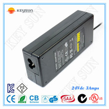 24V DC Power Supply Adapter for Burglar alarm system/Video surveillance