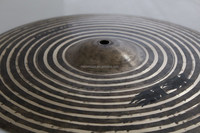 "Top Grade MK-Natural Series 17"" Handmade Crash Cymbals"
