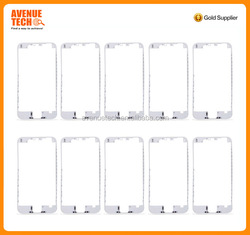 OEM reasonable priceLCD Touch Digitizer Assembly Panel Frame with Adhesive for iPhone 6 Black New