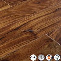 V groove laminate wood flooring 10mm and 12mm