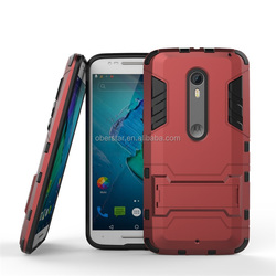 for Moto X style PC+TPU Mobile Phone Protective Cover Factory Price Hard Custom Case