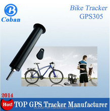 Gps tail light tracker bicycle Gps 305 bike tracker Sleep Mode Shock alerts