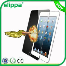 High Clear ODM OEM screen protector for ipad 4, tempered glass screen protector for ipad air 2
