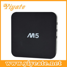 Quad Core Android 4.4 Amlogic S805 8G H.265 google tv box android 4.4 remote control