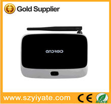OEM wholesale android 4.4.2 XBMC 13.1 dvb t c s receiver android smart tv box cs918