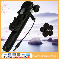 Mini5 best Mini size foldable all in one monopod wholesale selfie stick tripod handheld monopod top quality made in China