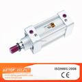 Cilindro neumático estándar de Serie SI, cilindro de aire, componentes neumáticos