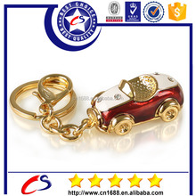 Hottest selling custom made car keychain metal for souvenir