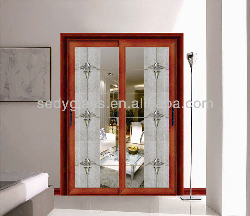 Triple Panel Glass For Sliding Doors And Entry Doors