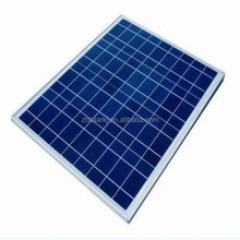 Small piece solar panels for road lighting application