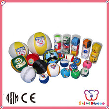 ICTI SEDEX factory new different panels squeez juggling ball