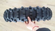 China wholesale natural rubber 140/80-18 best quality motorcycle tire