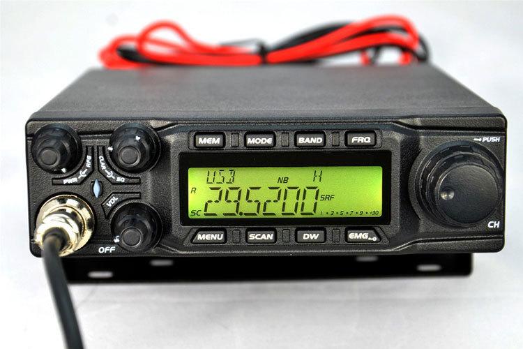 anytone at-6666 am fm ssb cb radio